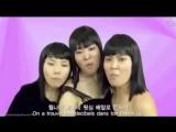 Debut de Soiree в исполнение кореянок.