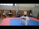 Первый Савин бой на соревнованиях