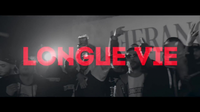 Sofiane Feat. Ninho Hornet La Frappe - Longue Vie. Clip Officiel (2018)