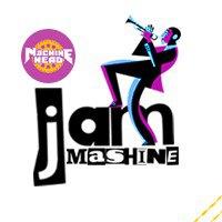 Логотип JAM MACHINE 2018