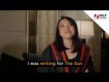 Joyce Ang Communications Graduate