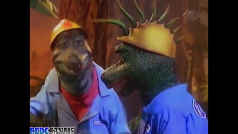 Família Dinossauros - Regra do Trabalho