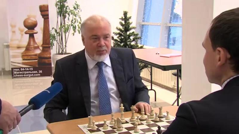 Состоялось открытие Чемпионата ХМАО-Югры по шахматам среди мужчин и женщин 2017 г.