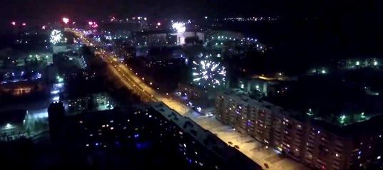 Пиротехника под контролем: в Усть-Илимске начался месячник безопасности