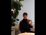 171026 Эксклюзивное интервью от Минхо для 腾讯娱乐 (Chinese media, QQ)