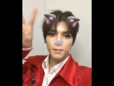 180101 Taeyong (NCT) @ NCT 127 Instagram Update