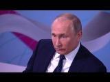 Владимир Путин встретился с победителями и финалистами проектов форума «Россия – страна возможностей»