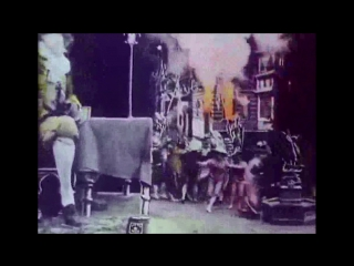 Путешествие Гулливера в стране лилипутов и гигантов (1902)