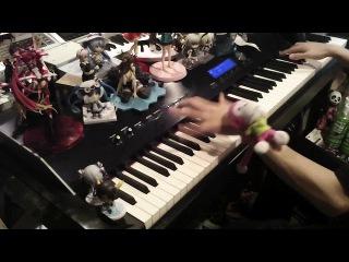 【ピアノ】アニソン100曲をメドレーにして弾いてみた(100 Anime songs Medley)