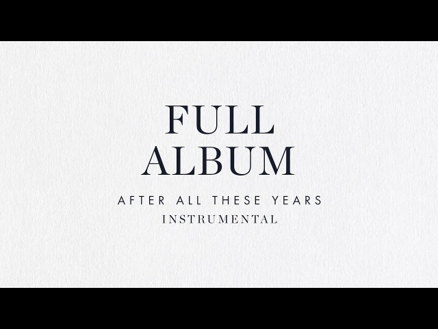 Full Length Instrumental Album - Brian Jenn Johnson | After All These Years