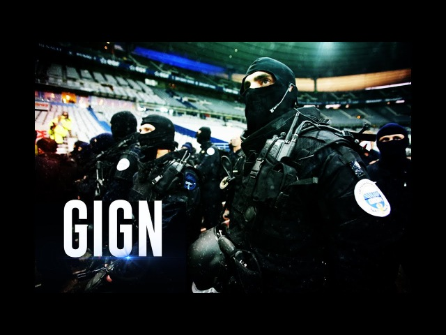GIGN • «S'engager pour la vie» • French Special Forces
