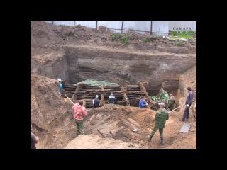 Археологические раскопки на Хлебной площади продолжают приносить сюрпризы