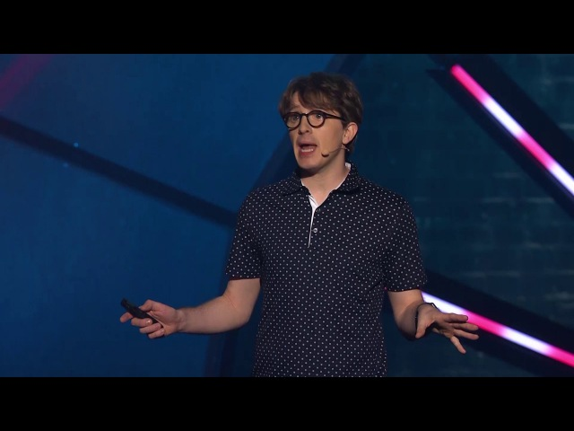 James Veitch - 2017 Opening Night Comedy Allstars Supershow