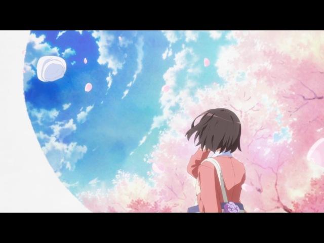 NC ED Saenai Heroine no Sodatekata Flat Saekano Как воспитать из обычной девушки героиню creditless б