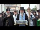 Встреча Святейшего Патриарха Кирилла в Оптиной пустыни 20 июля 2017 г