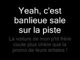 La Fouine - Veni, vidi, vici (Lyrics)