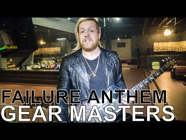 Failure Anthem's Kile Odell Ryan Nimmo - GEAR MASTERS Ep. 152