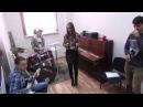 Уроки ВИА в музыкальной студии Виртуозы Играй и пой с нами