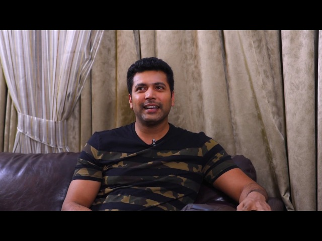 Real Talk with itisprashanth - A candid interview with Vanamagan Jayam Ravi