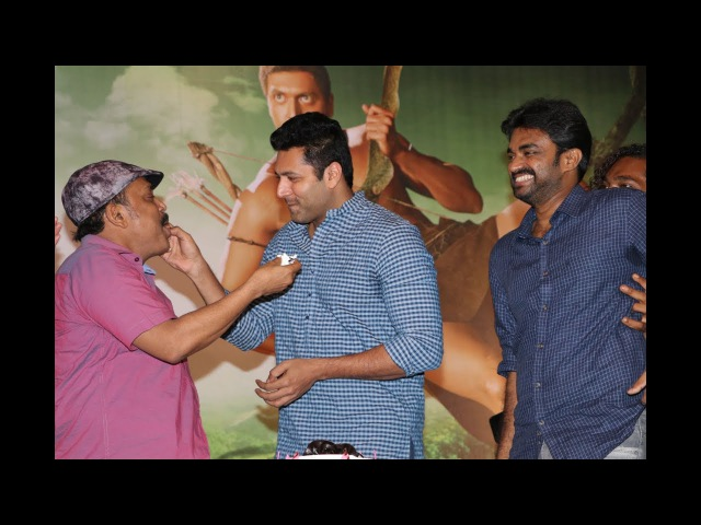 Live: Vanamagan Press Meet | Jayam Ravi, Sayyeshaa