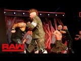 All-out chaos erupts among Raw's tag teams Raw, Sept. 11, 2017