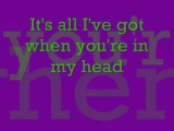 Queens of the Stone Age - In my Head Lyrics