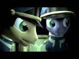 Leaving the Stable  Fallout Equestria SFM RUS