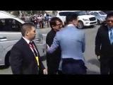 Jackie Chan came to North Korea.