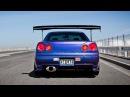 Nissan Skyline GTR vs Toyota Supra - Acceleration 0-300km/h