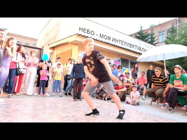 Разборки во дворе (Финал - Чиж и Мишган vs Инвайт и Колян)