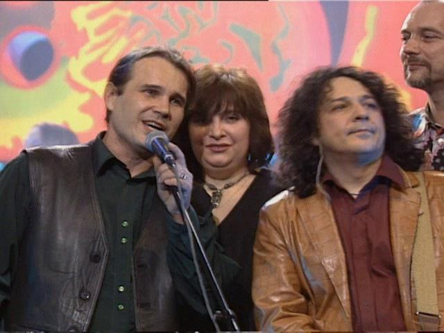 Стас Намин и группа Цветы. Мы желаем счастья вам (Юбилейный концерт «30 лет» 2001)