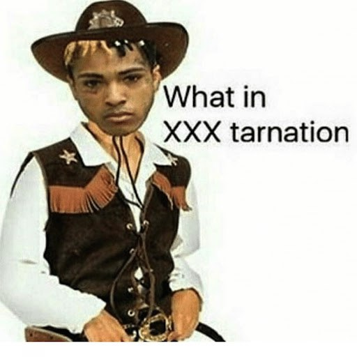 xxxtentacion альбом What in XXXTarnation (feat. Ski Mask the Slump God)