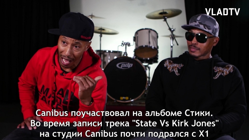Fredro Starr on Burning Keith Murray in Battle, Willing to Battle Cassidy (Part 13) [Russian Subtitles]