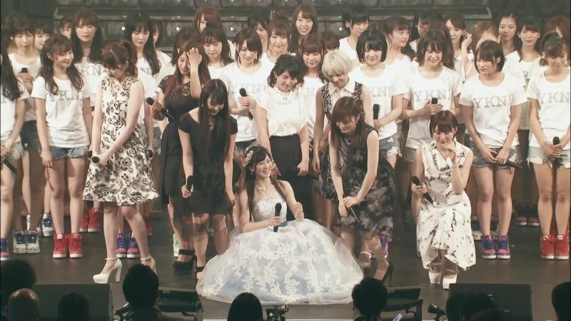 NMB48 - Sotsugyou Ryokou @ Jonishi Kei Sotsugyou Concert ~Yappari Kei-chan ga Number One~