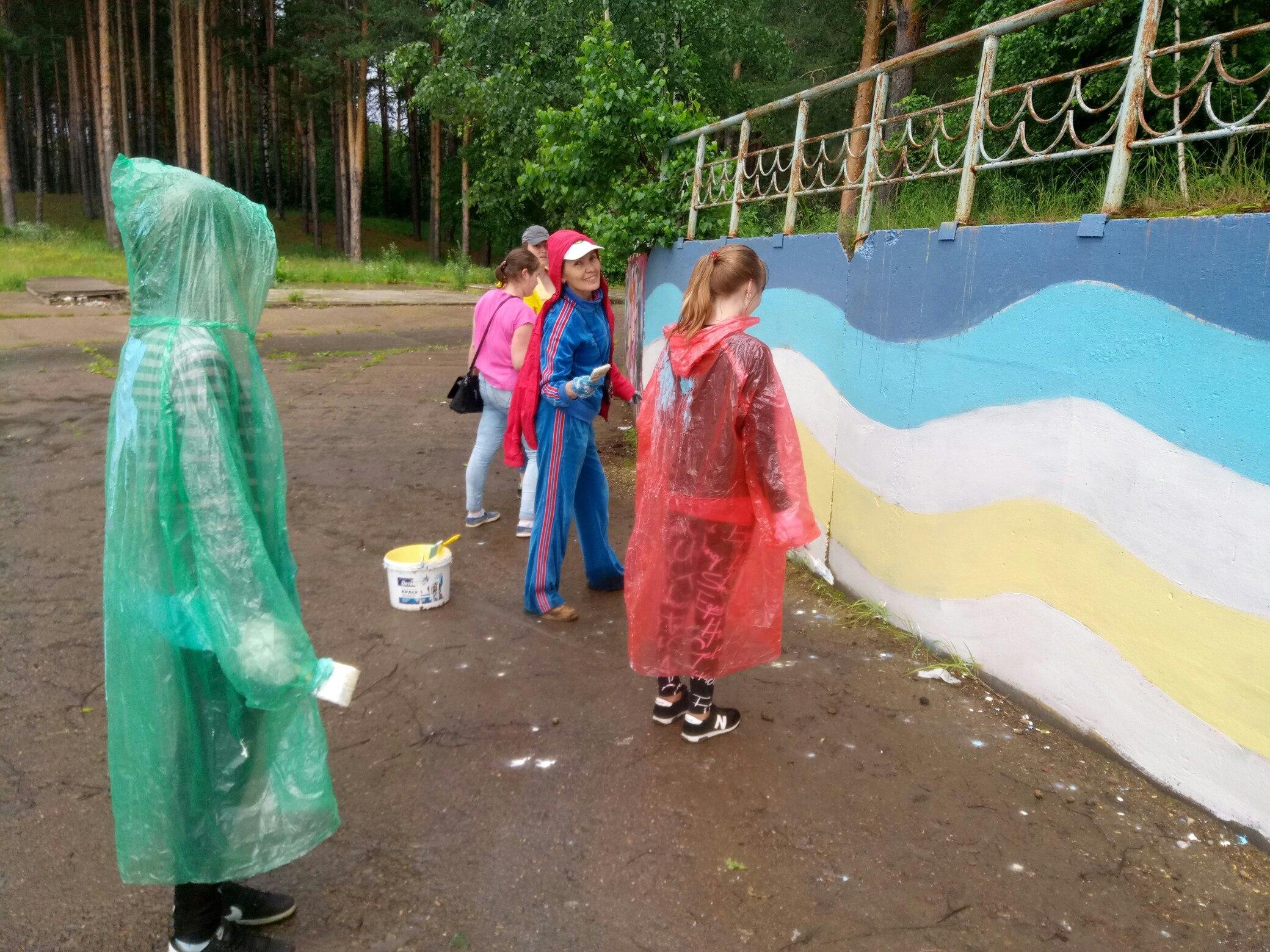 арт-суббота, Чайковский, 2017 год
