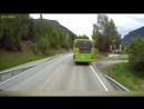 Ребенок чуть не попал под фуру в Норвегии. Инженерам Volvo респект, тормозной путь метра 3. Дальнобою тоже.