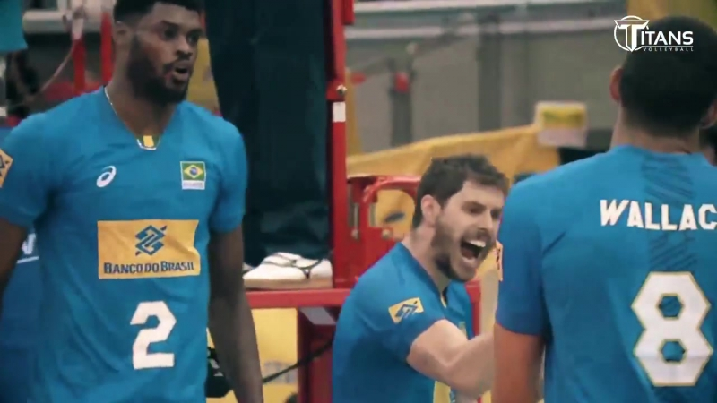 King of Setters Bruno Rezende Champions Cup 2017