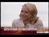 King Kong - Naomi Watts on The Today Show with Matt Lauer (November 30, 2005)