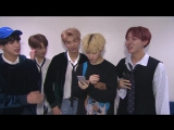 171010 Unpublished Inkigayo Behind + MelOn Interview