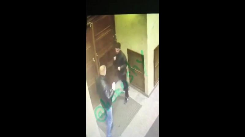 Неизвестный напал на сотрудника ФСБ в петербургской приемной ведомства