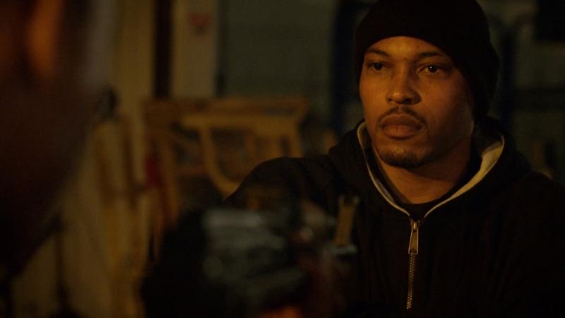 Морская Полиция: Лос-Анджелес (2010) - Sticky Fingaz and LL Cool J