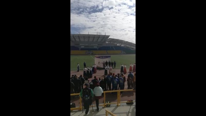 Чемпионат и Первенство по легкой атлетике в зачет Параспартакиады Югры
