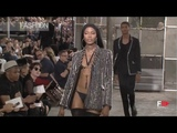 NAOMI CAMPBELL Hits the Runway for GIVENCHY by Fashion Channel