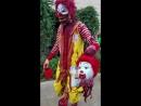 Nightmarish costume