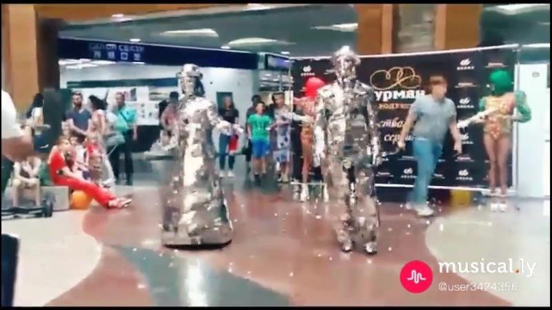 Зеркальные Люди г.Барнаул