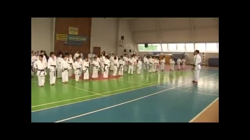 Karate Seiji Nishimura. Seminar in Moscow 2008 (16)