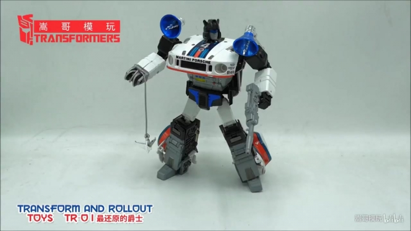 Transform and Roll Out TR-01 - Hova(MP Jazz)