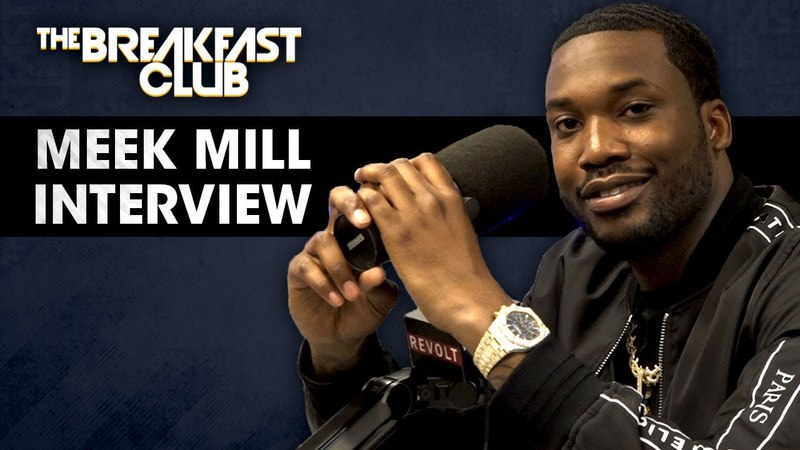 Meek Mill Talks Justice Reform, Opioid Addiction, Talks With T.I. Nicki Minaj More