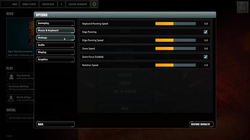[Gameplay] Ogre playogre