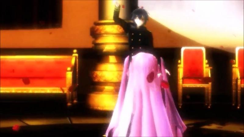 MMD - Yuu Krul - Owari no Seraph (Seraph of the End) - Cantarella (Grace Edition) (DL).mp4